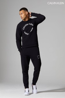 Calvin Klein Black Performance Joggers