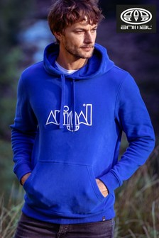 Animal Cobalt Blue Galves Overhead Hoody