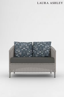 Arley Outdoor Snuggler Chair by Laura Ashley