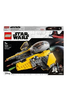 LEGO 75281 Star Wars Anakin's Jedi Interceptor Toy