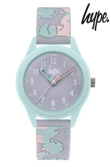 Hype. Kids Pastel Unicorn Watch