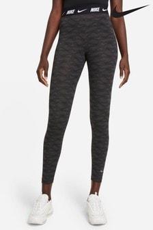 Nike Club High Waist Printed Leggings