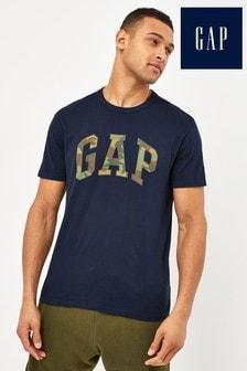 Gap Arch Logo Camouflage T-Shirt