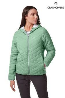 Craghoppers Green Compresslite Jacket