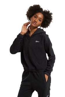 Reebok Curve Workout Ready Warming 1/4 Zip Top