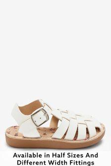 Little Luxe™ Fisherman Sandals
