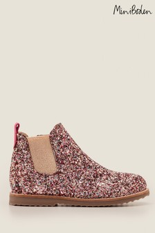 Boden Multi Leather Chelsea Boots