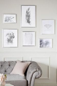 Set of 6 Framed Prints