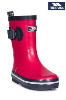 Trespass Pink Trumpet Wellies