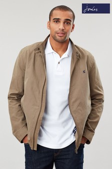Joules Brown Glenwood Lightweight Showerproof Jacket