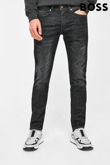 BOSS Taber Tapered Fit Jeans