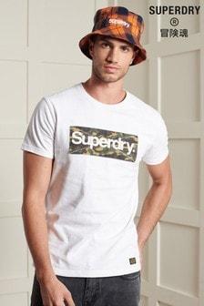 Superdry Core Logo Camo T-Shirt