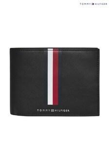 Tommy Hilfiger Black Metro Bifold Wallet