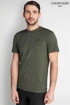 Calvin Klein Golf Green Newport T-Shirt