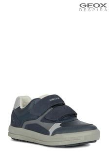Geox Boy's Arzach Blue Shoes