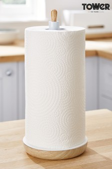 Tower Scandi Kitchen Roll Holder