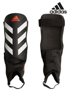 adidas Black Everclub Shin Guards