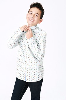 Long Sleeve Shirt (3-16yrs)