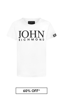 John Richmond Cotton T-Shirt
