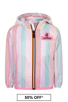 Marc Jacobs Girls Multicoloured Jacket