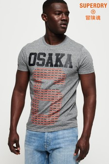 Superdry Osaka Mid Weight T-Shirt