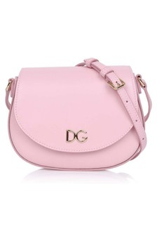 Dolce & Gabbana Kids Girls Patent Bag