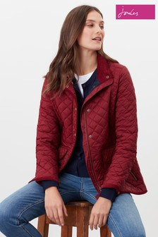 Joules Newdale Quilted Coat