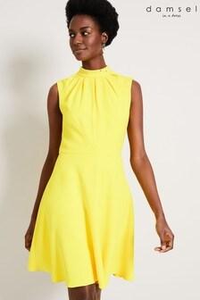 Damsel In A Dress Yellow Jenner Dress
