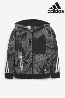 adidas ARKD3 Printed Zip Through Hoodie
