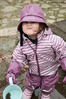 Polarn O. Pyret Purple Waterproof Rain Trousers