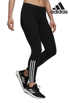 adidas Double Knit 3 Stripe 7/8 Leggings