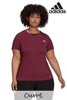 adidas Curve Adi Runner T-Shirt
