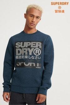 Superdry Core Gym Tech Crew Sweatshirt