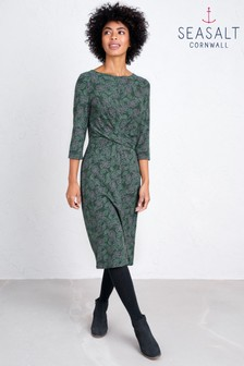Seasalt Green St Margaret's Dress