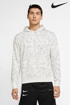 Nike Club Fleece Camo Pullover Hoodie