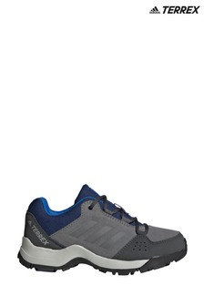 adidas Terrex Grey Hyper Hiker Low Junior And Youth Trainers