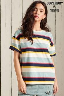 Superdry Organic Cotton Cali Oversized T-Shirt