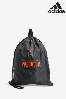 adidas Black Predator Gym Sack