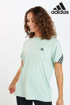 adidas Must Have 3 Stripe T-Shirt
