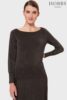 Hobbs Gold Anika Sweater