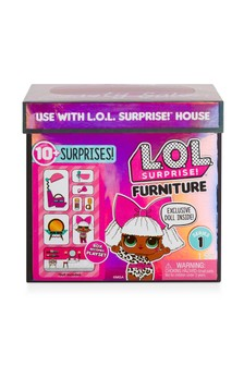 L.O.L. Surprise! Furniture Pack Cozy Coupe With M.C. Swag