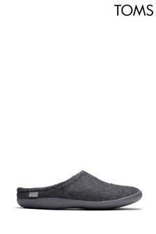 Toms Grey Berkeley Slippers
