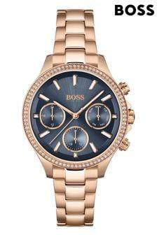 BOSS Hera Carnation Gold Bracelet Watch
