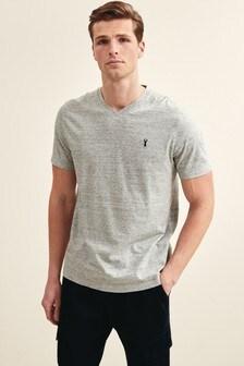Stag V-Neck T-Shirt