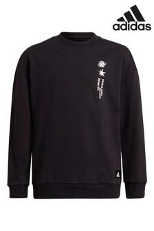 adidas ARKD3 Black Crew Sweater