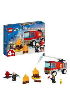 LEGO 60280 City Fire Ladder Truck Building Set