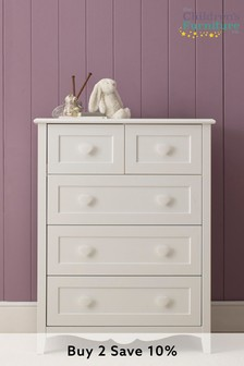 Princess Chest Of Drawers By The Childrens Furniture Company