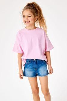 Girls Shorts | Girls Denim & Jersey Shorts | Next UK