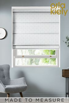 Woven Acorn Made To Measure Roman Blind by Orla Kiely