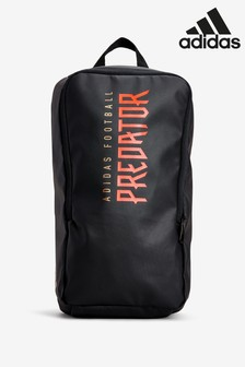 adidas Black Predator Shoe Bag